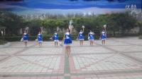 淮北矿嫂广场舞向前冲以9.34分的成绩晋级   淮北海选