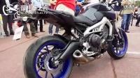 摩托车之家雅马哈 MT-09 Part 最新试车测试