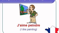 French Lesson 21 - Talk about HOBBIES SPORTS