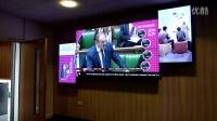 University of Bedfordshire - Business School 4K Video Wall