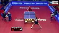 李晓霞vs索尔佳_2014年世界杯女单16强_高清