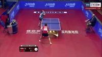 李晓霞vs刘佳_2014年世界杯女单八强赛_高清