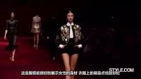 【中字】2015年意大利时周Dolce&Gabbana春夏最新款时装秀