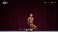 2014年韩国全国健美大会 -60kg 比赛视频