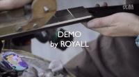 ROYALL丽声吉他宣传视频DEMO之 纯手工制作