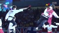 第九届跆拳道品势世锦赛开幕式精彩瞬间