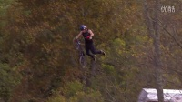 红牛极限运动 自行车飞行