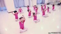 武汉少儿舞蹈培训 少儿拉丁爵士中国舞培训 爱睡觉的加菲喵