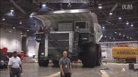 在世界上最大的自卸车 T- 284 超级卡车