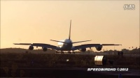 中国南方航空公司空中客车A380-841[B-6139]首航洛杉矶