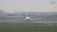 中国的空军一号 - 波音747-400 汉堡机场