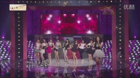 080704  少女时代-Tell me&Wonder girls-Kissing you 音乐银行