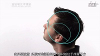 How to Draw the Head - Side View【lanqb.com】分享