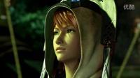 【最终幻想13pc版】开场动画cg 曾经画面最好的游戏