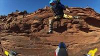 GoPro: 摩托定点跳伞