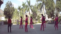 上砂姐妹广场舞天姿舞蹈队 如果寂寞了