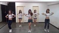 台湾妹子组合舞蹈练习室