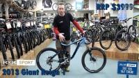2013 Giant Reign 1 Mountain Bike Review