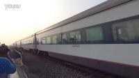 宁启铁路K8577次 南通市海安县拍车 宁启线
