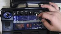 电吉他效果器教程 AX100G(转至天国里的圣徒)
