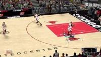 节操解说 NBA2K14 公牛vs马刺 飞人乔丹的传说
