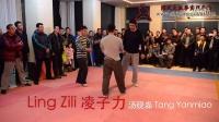 第二届大青山实用拳法推手赛-凌子力v汤砚淼