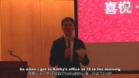 刘强东在上市酒会上的英文演讲