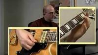 伯克利现代吉他教程004 第一把为音符的练习1.2.3.4