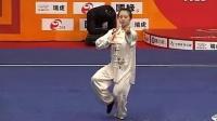 周黎 第一名 2012年中国武术套路王中王争霸赛 女子太极拳