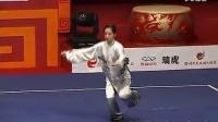 庄莹莹 第3名2012年中国武术套路王中王争霸赛 女子太极拳(决赛)