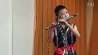 澄海实验小学陈戈平巴乌独奏《迷人的葫芦箫》