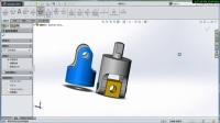 SolidWorks2014快速入门视频教程(三)【CAX360录制】