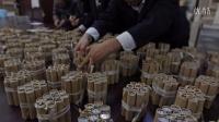 长春男子欲存5万元硬币 遭多家银行拒收