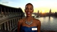 2014世界小姐竞选 海地小姐Carolyn Desert自我介绍短片