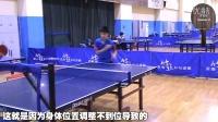 《湿父教球》第12集:许昕、王励勤搓中起板技术_乒乓球教学视频教程