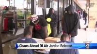 休斯敦 Air Jordan 11 传奇蓝排队引发混乱