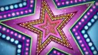 A02高清动态星星LED大屏幕视频节目VJ素材