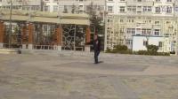 海岱苑广场舞山里江南