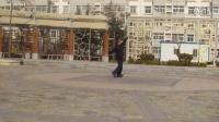 海岱苑广场舞月亮传奇