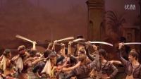 芭蕾 英国国家芭蕾舞团 海盗 宣传片 Alina Cojocaru Vadim Muntagirov