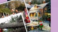 建东三(1)班圣诞贺卡