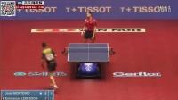 2014东京世乒赛__蒙代罗VS勒波森_高清乒乓球比赛视频剪辑_左手横拍