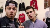 【Tyler & Wylie】男友视频日志#1 - Mall of America Adventure