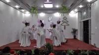 舞蹈 美丽的圣诞夜