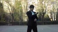 北京棍舞奇迹:拨浪鼓拇指转棍教学