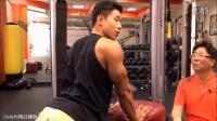 Danny Joe TV秀 手臂训练与深蹲动作