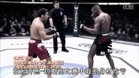 UFC招牌动作 町田白鹤亮翅KO壮汉