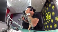 RISE BEATBOX ENSI & MAX BRIGANTE - FREESTYLE @ RADIO 105 _105 STARS_