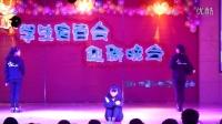 舞蹈《蓝莲花》*成都大学学生宿管会2014年迎新晚会