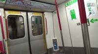 港鐵港島線M-Train A262行走片段 柴灣至北角